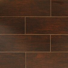 "Northwest Series 18"" x 6"" Porcelain Tile in Brandywine"