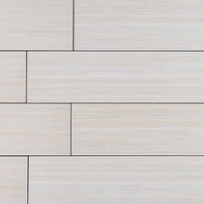 "Bamboo Series 24"" x 12"" Porcelain Tile in Bamboo Ivory"