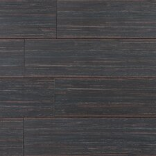"Bamboo Series 24"" x 12"" Porcelain Tile in Bamboo Brown"