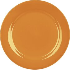 Fun Factory Breakfast Plate in Orange (Set of 4)