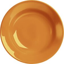 <strong>Waechtersbach Germany</strong> Fun Factory Soup Plate in Orange