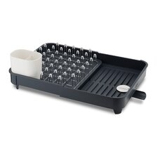Extend Expandable Dishrack with Draining Plug