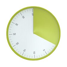 Pie Kitchen Timer in Green