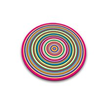 Colored Rings Worktop Saver