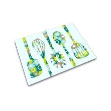 Flower Utensils Worktop Saver