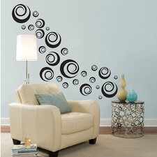 Sheets Ringlets Wall Decal