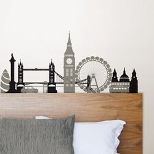 London Calling Small Wall Decal Kit