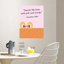 Jonathan Adler Dry Erase Aries Board Wall Decal