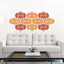 Jonathan Adler Geo Scales Wall Decal Kit