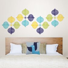 <strong>WallPops!</strong> Jonathan Adler Hollywood Wall Art Kit