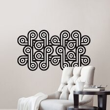 <strong>WallPops!</strong> Jonathan Adler Charlie Wall Art Kit