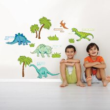 Art Kit Dinosaur Expedition Wall Decal