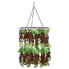 Monkeying Around Chandelier