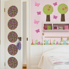 Kids Dilly Dally Wall Decal Set