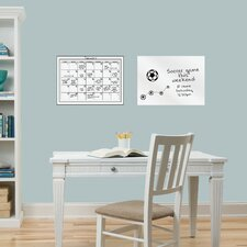 <strong>Brewster Home Fashions</strong> WallPops Whiteboard Wall Decal
