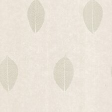 <strong>Brewster Home Fashions</strong> Joseph Abboud Designed Leaf Wallpaper