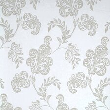 <strong>Brewster Home Fashions</strong> Verve Jacobean Wallpaper