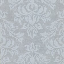 <strong>Brewster Home Fashions</strong> Serene Damask Wallpaper
