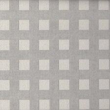 Paint Plus III Square Gingham Embossed Wallpaper