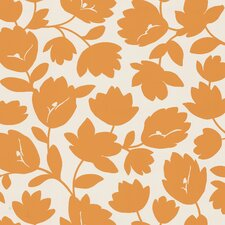 <strong>Brewster Home Fashions</strong> Echo Design Flirty Floral Wallpaper