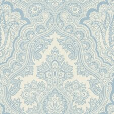 <strong>Brewster Home Fashions</strong> Echo Design Modern Paisley Wallpaper