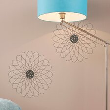 <strong>Brewster Home Fashions</strong> Komar Living Spirello Wall Decal