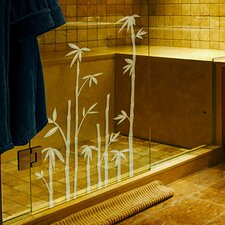 <strong>Brewster Home Fashions</strong> Bamboo Etched Wall Decal
