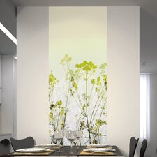<strong>Brewster Home Fashions</strong> Spirit Herbage Panel Wall Decal