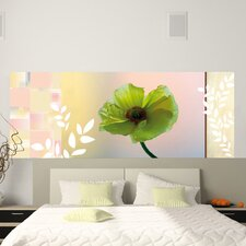 Spirit Blossom Panel Wall Decal