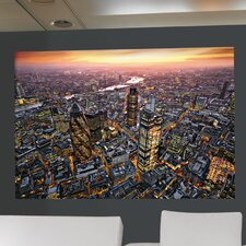 Ideal Decor London Aerial Wall Mural