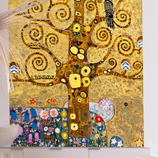 Ideal Decor Tree of Life Wall Mural