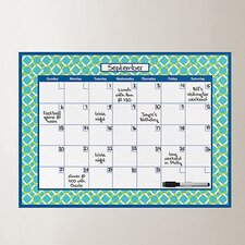 <strong>Brewster Home Fashions</strong> Jonathan Adler WallPops Calendar Whiteboard Wall Decal
