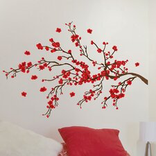 Euro Branch Wall Decal