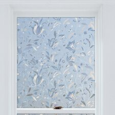 Premium Floral Window Film