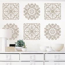 <strong>Brewster Home Fashions</strong> WallPops Dots Blox Stripes Wall Decal