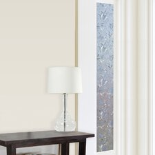 <strong>Brewster Home Fashions</strong> Premium Floral Sidelight Window Film