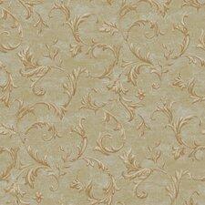 Artistic Illusion Vlad Acanthus Vine Floral Wallpaper