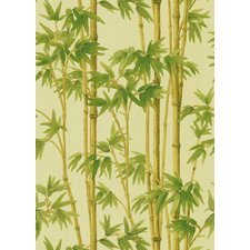 Echo Design Bamboo Wallpaper in Ivory