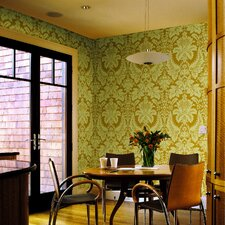 Echo Design Dessner Damask Wallpaper