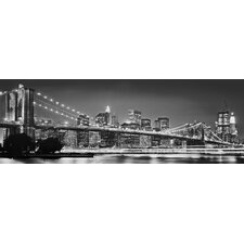 Komar Brooklyn Bridge Wall Mural