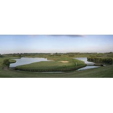 <strong>Brewster Home Fashions</strong> Ultimate Water Hazard Panoramic Wall Mural