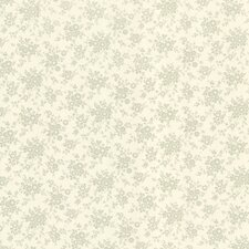 <strong>Brewster Home Fashions</strong> La Belle Maison Dainty Small Floral Wallpaper