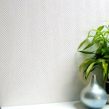<strong>Brewster Home Fashions</strong> Anaglypta Paintable Herringbone Pro Wallpaper