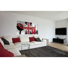 Euro London Panormaic Wall Decals