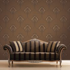 Decadence Orfeo Nouveau Damask Wallpaper