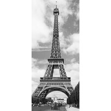 Ideal Decor Eiffel Tower Wall Mural