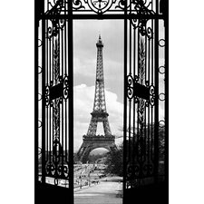 Ideal Decor La Tour Eiffel 1990 Wall Mural