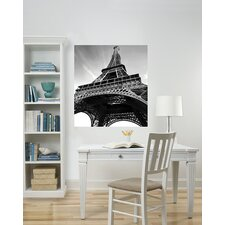 WallPops Wall Art Kits Paris Photographic Panels Wall Decal