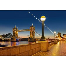 Komar Tower Bridge Wall Mural