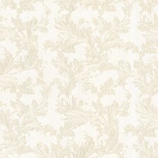 <strong>Brewster Home Fashions</strong> Juliette Scroll Wallpaper